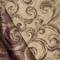 Портьерная ткань жаккард, артикул FIORE; цвет 9; высота 280 см; состав 100% полиэстер
