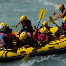 Rafting en Oisans © Eric Beallet
