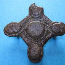 kruisfibula (7e/8e eeuw)