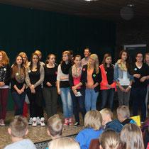 Herzlichen Dank an die Buddys der Klassen 8 von THS und RSO.