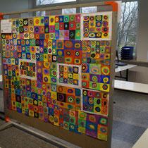 Kunstwerke unserer SchülerInnen