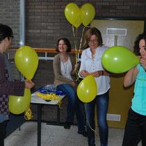 Die gelben Ballons sind besonders schön ;-)