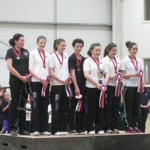 Intermediate Squad British Champions