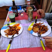 Männertags - Abendmahl!!!