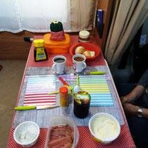 Männertagsfrühstück!