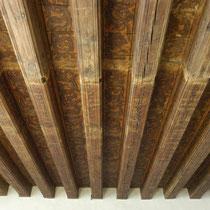 Görlitz, Biblisches Haus, Präsentation der Decke nach der Restaurierung