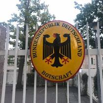 Die Deutsche Botschaft in Helsinki