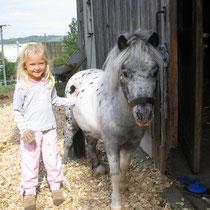 Kinderliebes Ponylein