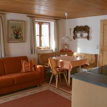 Der Gruberhof Fischbachau - Ferienwohnung Breitenstein