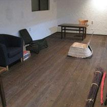 2008年9月・・・家具をちょっとずつ買ってきていました。