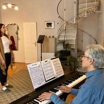 Gesangsunterricht für Erwachsene
