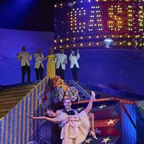 Musicaldarstellerin Melanie Oster, Oper Dortmund