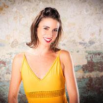 Musicaldarstellerin Melanie Oster, Portrait Foto Rolf Demmel