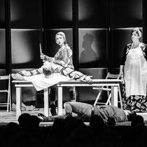 Melanie Oster als Julia in der Musicalkomödie Italia Con Amore, Foto Rolf Demmel
