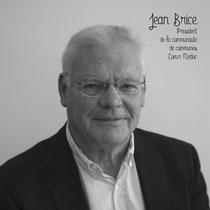 Jean-Brice Henry Président de la Communauté de communes Coeur Médoc - Maire de Gaillan Médoc