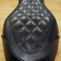 Selle confort ducati scrambler en cuir