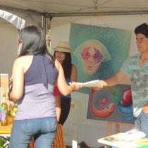 "Festival ""Cocinarte Tecate"" 2015."