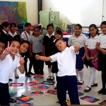 Talleres de artes plásticas infantil. CEART Tecate. 2017