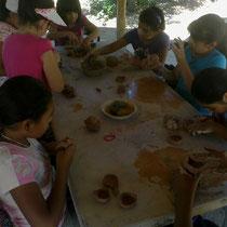 Campamento de verano infantil y juvenil de Fundación La Puerta A.C. 2013.