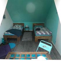 Betten Zimmer ModernArt