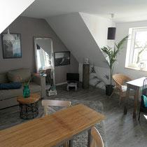 Ferienzimmer 1 mit Küche