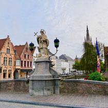 Impressionen von Brügge Belgien