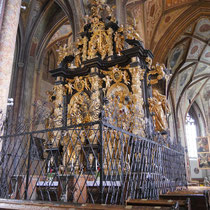 Pfarrkirche St. Wolfgang  Wolfgangsee Salzkammergut Österreich