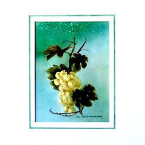 Nr. 3/16  Aquarell auf Büttenspezialpapier  Fin Art 50x40 cm inkl. Karton - Passepartout  €  150,-