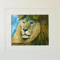 Nr.-3/13 L.   Aquarell auf Büttenspezialpapier Fin Art 54,4x60 cm inkl. Karton - Passepartout   € 270.-