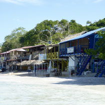 Bild: Playa Blanca bei Cartagena
