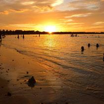 Bild: Sonnenuntergang
