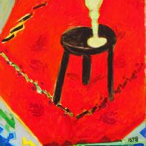 VENEZIANISCHE SUITE 1, 1998, 40 cm x 60 cm, Öl auf Leinwand