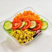 Généreux salade crudités