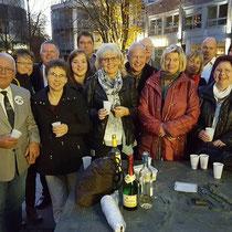 Ein Teil vom Widderclub Magdeburg