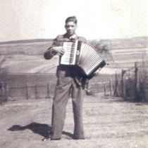 Claudias Vater 1945