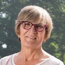 Mme Dubus Chrsitine: présidente de l'ASBL