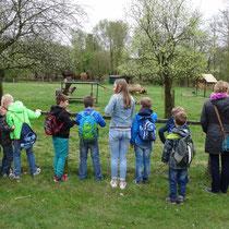 Forscherwerkstatt Milte - Ostern 2017 - Mühle Vinnenberg