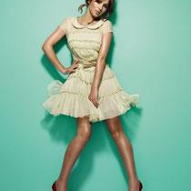 Octobre 2010 - Photo prise pour Vogue UK (by Patrick Demarchelier)