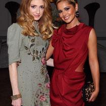 19/09/2011 - StylistPick Fashion Week Party avec Nicola Roberts