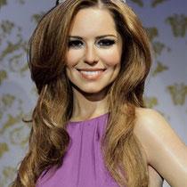 30/06/2011 - La statue de Cheryl chez Tussaud's porte une couronne Happy B-Day en ce jour si particulier!