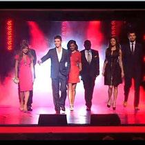 21/09/2011 - Diffusion du seul épisode de X Factor US avec Cheryl Cole.