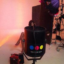 24 avril 2012 - Photo prise sur un shooting photo (celui de son calendrier 2013?)