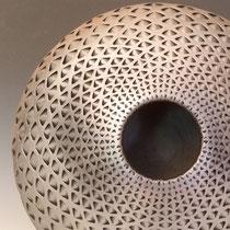 Metallic Oval