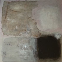 Mixed auf Leinwand / on canvas 100 x 100 cm