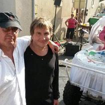 Robert Deschênes, Diabolo et BéBé Charli