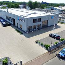 Luftbild - Unternehmen Pankel Stade