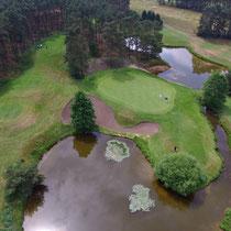 Luftbild - Golfplatze St. Dionys e.V.