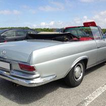 W111 Cabrio