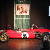 Formel Junior-Fahrzeug: Brabham BT 2 (1962)