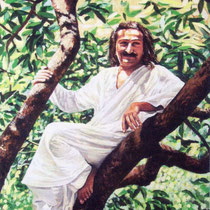 James Meyer ; Meher Baba in Trimbak on 2nd, 1937 - Courtesy of Glow Int.-Spring 2015